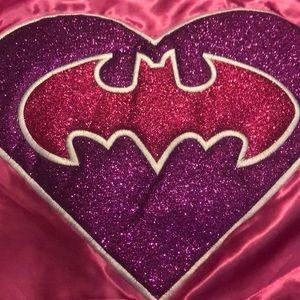 Costumes - NWT girls Batman Batgirl Cape